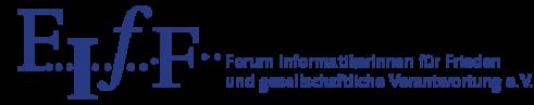 Bin auch Mitglied des FIfF PR